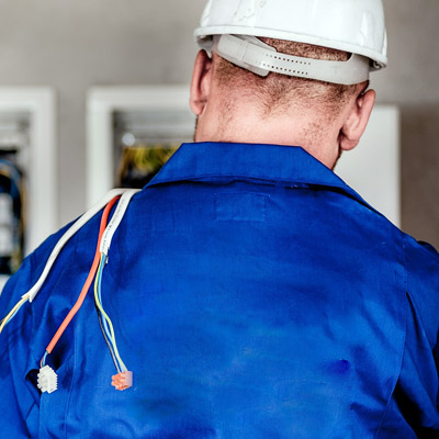 Labores de mantenimiento del aire acondicionado
