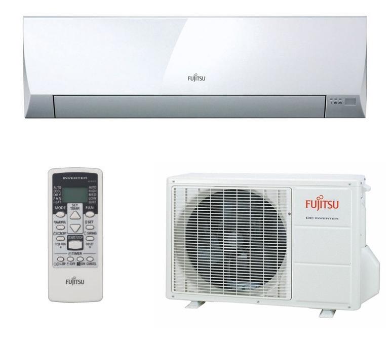 comprar aire acondicionado fujitsu