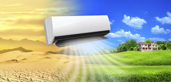 aire acondicionado sostenible