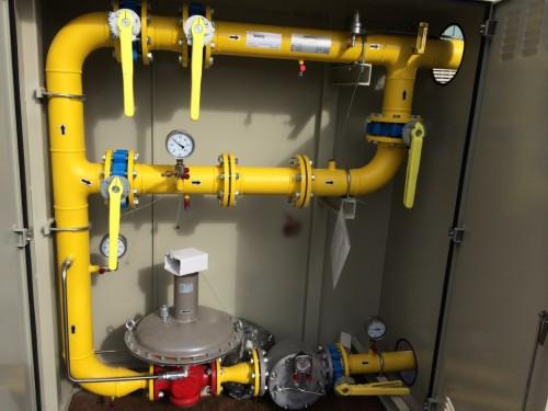 C mo gestionar la instalaci n de gas natural quim service - Instalacion calentador gas natural ...