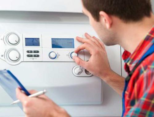 Revisión y reparación de calderas