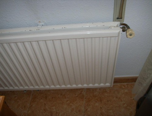 Reparación de radiadores de calefacción