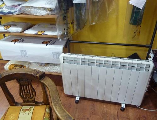 Sistema de calefacción ecónomico