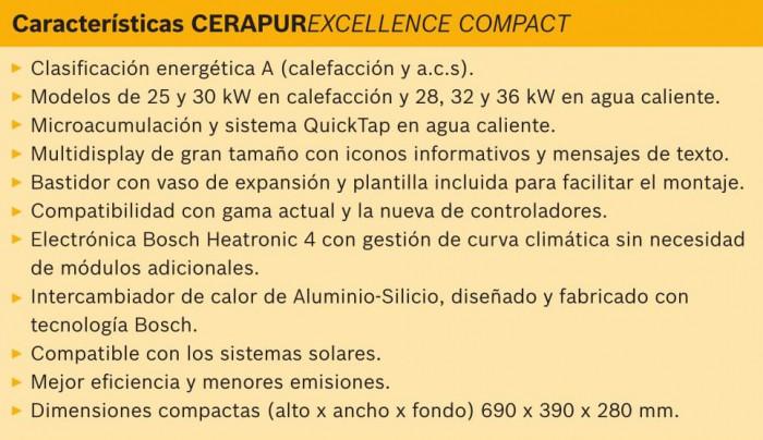 Cerapur Comfort Excellence