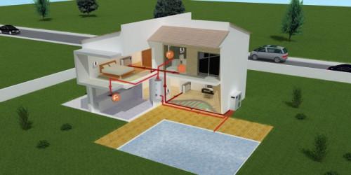 El eficiente sistema de calefacci n aerot rmico quim service for Calefaccion por aerotermia
