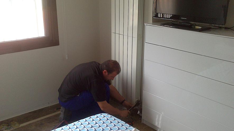 mantenimiento calefaccion aerotermica