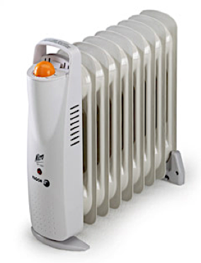 calefaccion radiador electrico