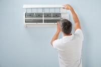 limpieza del aire acondicionado
