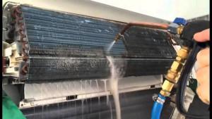 limpieza profesional aire acondicionado