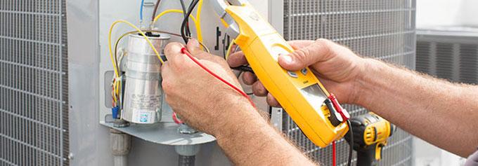 batería interna aire acondicionado