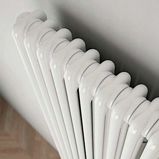 radiador de acero
