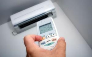 ahorro de energía aire acondicionado