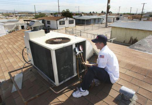 unidad externa aire acondicionado