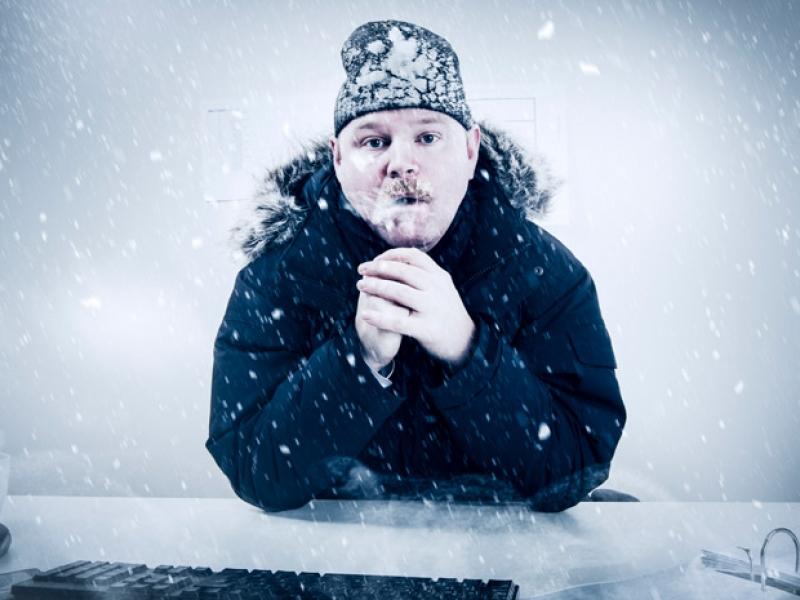 exceso frio aire acondicionado