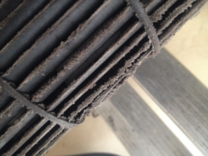 mal mantenimiento aire acondicionado