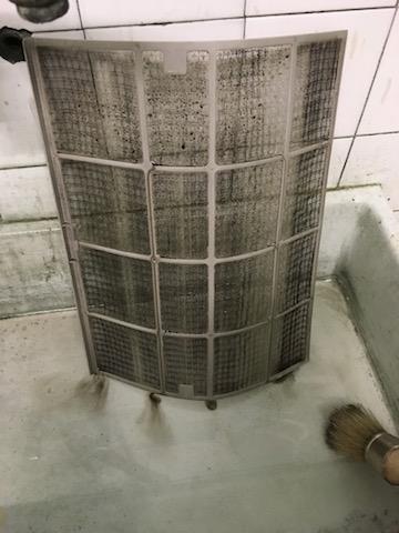 limpieza filtros aire acondicionado