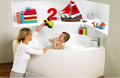 Fases de reforma de baños Quim Service
