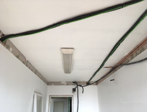 Pre-instalación de Aire Acondicionado en una Reforma Integral