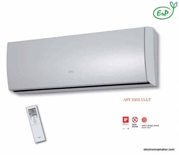 Aire acondicionado Fujitsu ASY25Ui-LT Quim Service