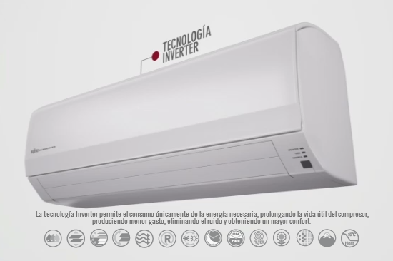 Aire acondicionado Fujitsu ASY80UI-LF