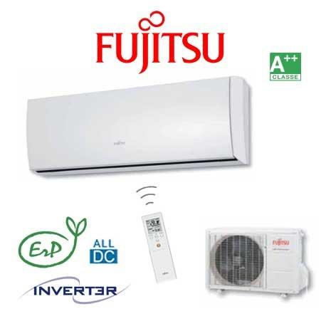 Aire acondicionado Fujitsu serie LU